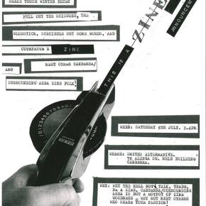 It's the Word of the Month:Zine