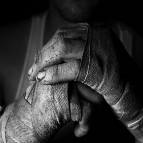 But I Don't Fight: action writing andauthenticity
