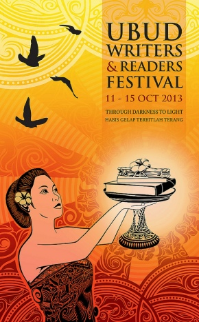 Canberra Writers at the Ubud Writers & Readers Festival