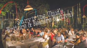 Surviving Ubud's Writers & Readers Festival: One Man's Journey