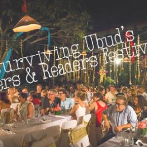 Surviving Ubud's Writers & Readers Festival: One Man'sJourney