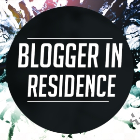 Could you be our next Blogger in Residence?