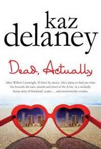 Taking Five with Kaz Delaney