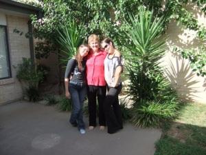 Mum Nikki and I