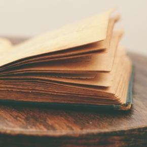 The book liveson
