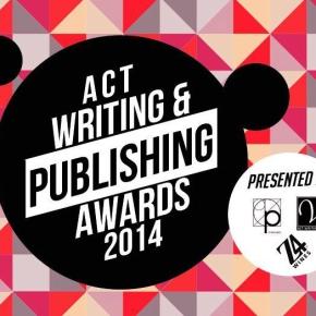 2014 ACT Writing and Publishing AwardsShortlist