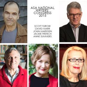 ASA National Writers'Congress