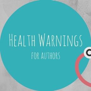 Health Warnings for Authors with HazelEdwards