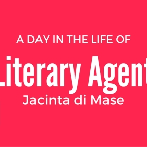 A Day in the Life of a Literary Agent, with Jacinta diMase