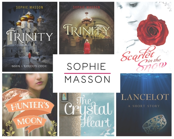 Sophie Masson Books