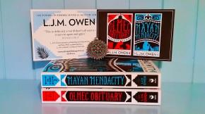 L.J.M. Owen on Dr Elizabeth Pimms & Her New Release <em>MayanMendacity</em>