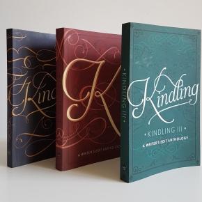 <em>Kindling Volume III</em>: A <em>Writer's Edit</em>Anthology