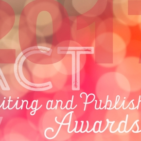 2017 Writing and Publishing Awards Shortlist